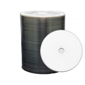 Intellistor Pro Select CD-R 52x Inkjet (100)
