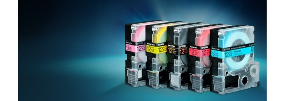 Epson LabelWorks Cartridges