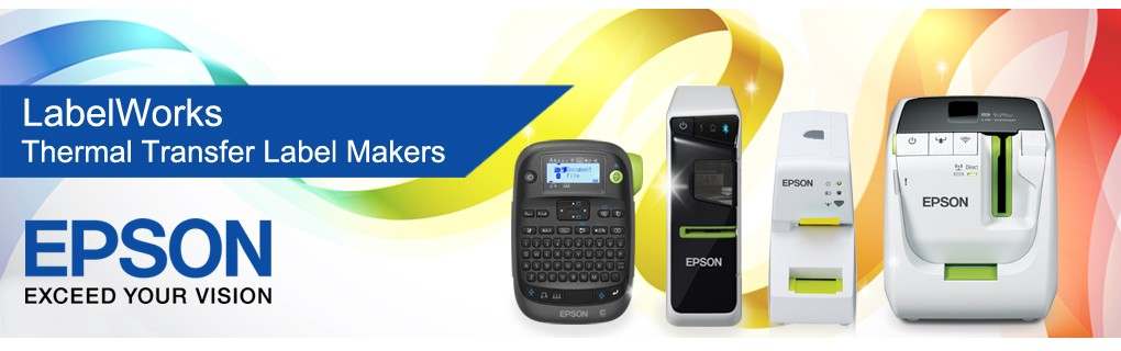 Epson Label Makers