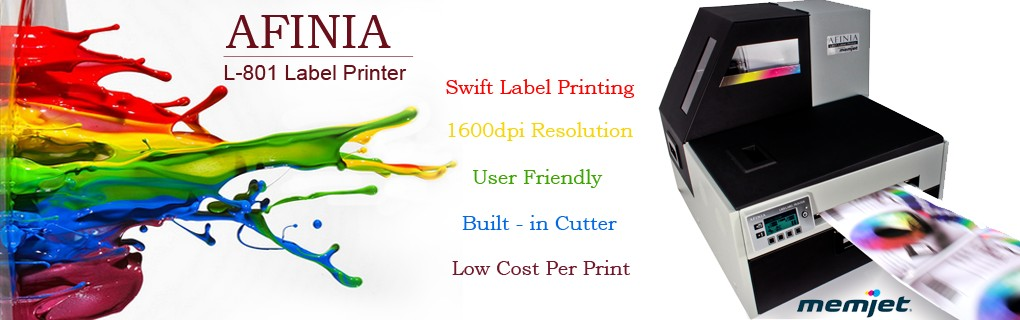 Afinia L801 Label Printer