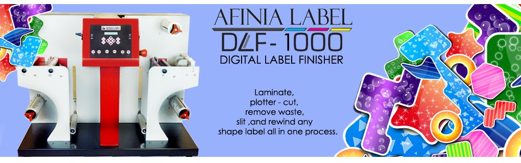 Afinia DLF 1000 Label Finisher