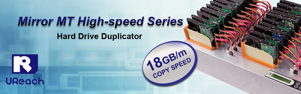 Mirror MT HDD Duplicator